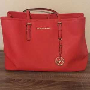 Michael Kors tote purse handbag